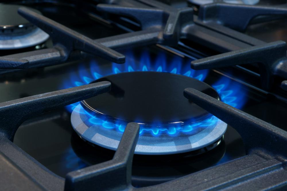 Range Natural Gas Stove
