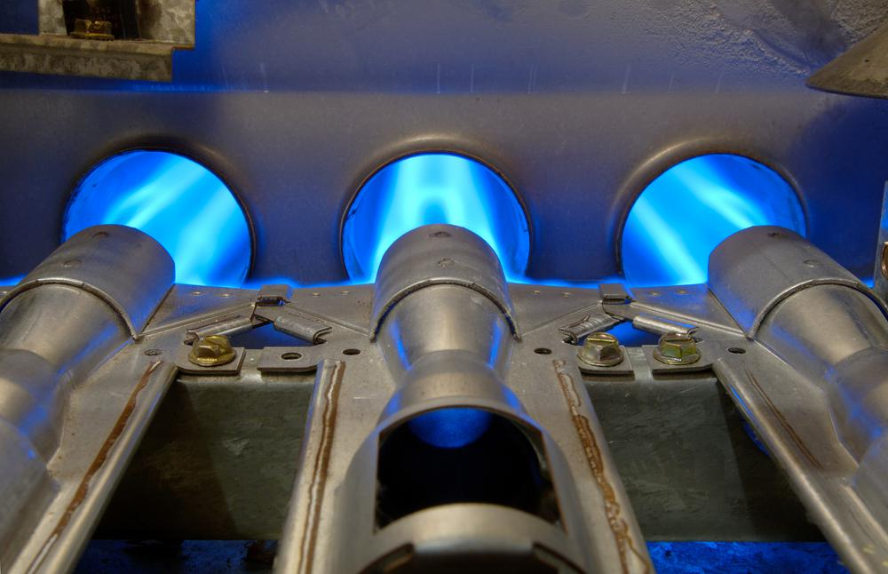 Furnace natural gas